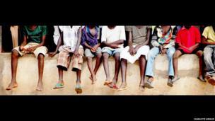 Children in Ghana