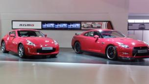 Nissan 370Z and GT-R track pack