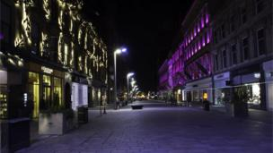 Buchanan Street, Glasgow