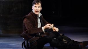 Benedict Cumberbatch as Rosencrantz
