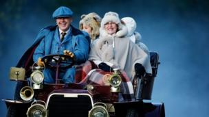 The London to Brighton Veteran Car Run