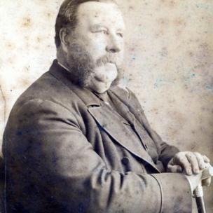William Montague Glenister