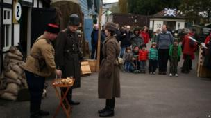 Defenders of the Motherland living history group