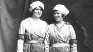 Two munitions workers