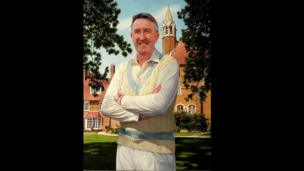 """Mark Allbrook - cricketer and headmaster of Bloxham Boarding School"""