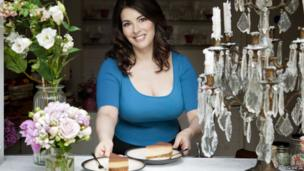 Nigella Lawson in Nigella Kitchen on 30 September 2010
