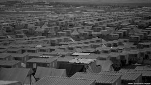 Amman New Camp in 1971