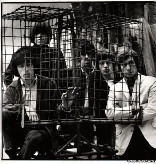 First Session at Ormond Yard, Caged Sequence, Early 1965
