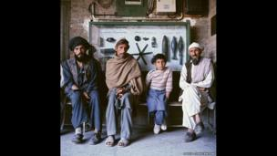 Hyatabad, Pakistan, 1990