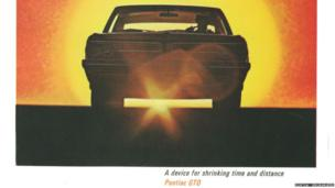 Pontiac ad from 1960s