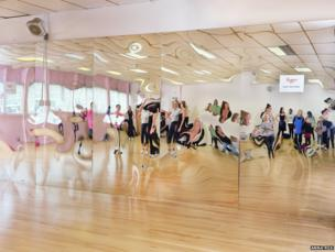 Dance studio, 2011