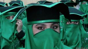 Newly-graduated Afghan midwives