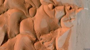 A picture of Namib Desert, Namibia