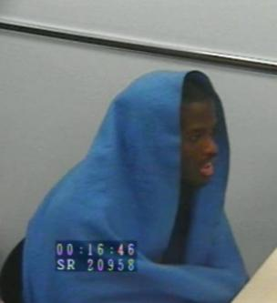 Adebolajo during police interview
