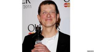 Antony Gormley and his Olivier Award
