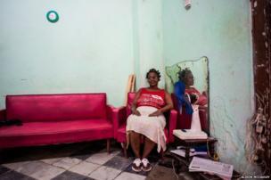 In Pictures Housing In Havana Bbc News