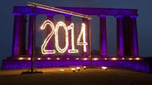 2014 in lights