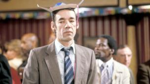 Roger Lloyd Pack as Trigger in Only Fools and Horses