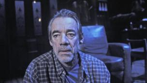Roger Lloyd Park in The Dark at Donmar Warehouse in London