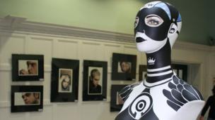 Robbie Williams exhibition