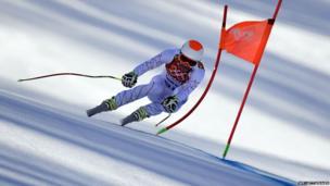 US skier Bode Miller