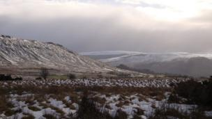 Fintry Hills and Campsie Fells