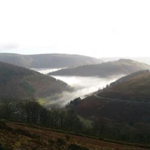 The Horseshoe Pass, Denbighshire