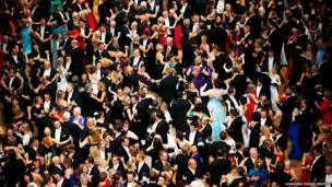 The Opera Ball in Vienna