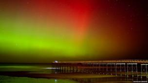 Saltburn Pier, North Yorkshire