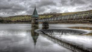 Pontsticill Reservoir, Brecon Beacons