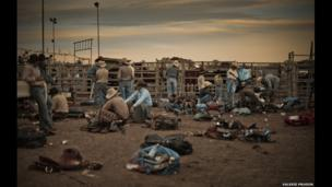 Rodeo by Valerie Prudo, Open Arts & Culture, 2014 Sony World Photography Awards