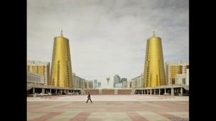 Ministry Buildings, Astana, 2012