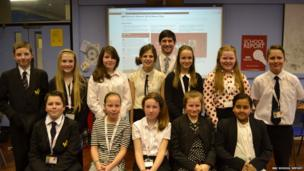 Whickham School and Sports College News Day
