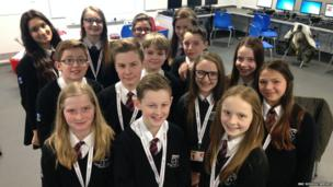 Northfield School and Sports College News Day