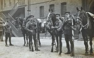 The 1st Life Guards