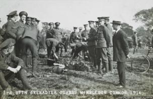 The 3rd Battalion Grenadier Guards