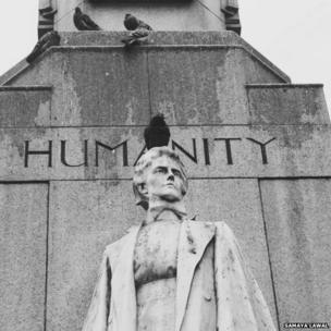 Humanity monument