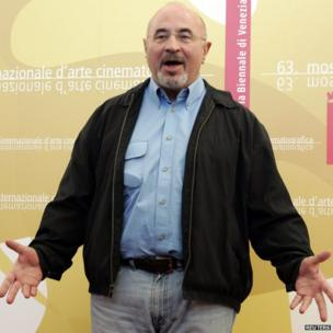 Bob Hoskins at the 2006 Venice Film Festival