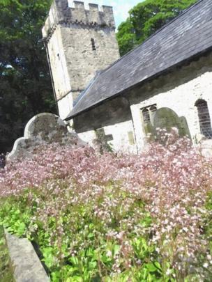 St Illtyd's Church, Oxwic
