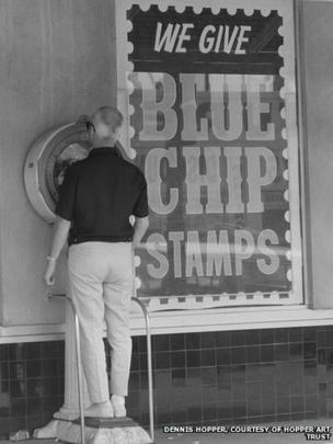 Untitled (Blue Chip Stamps), 1961-67