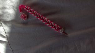 Loom band creation