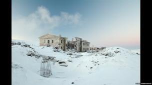 Norilsk from Days of Night/Nights of Day by Elena Chernyshova