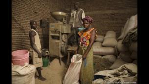 Josephine Ntunzwenimana, Bujumbura, Burundi