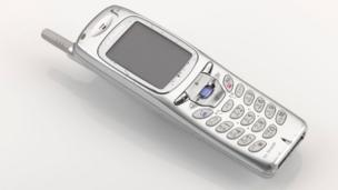 Sharp J-SH04 mobile phone