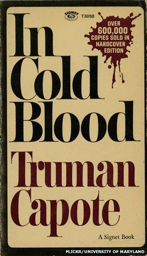 a literary analysis of the novel in cold blood by truman capote Analysis of in cold blood truman capote attempts to support capote was one of the pioneers for this new genre and in cold blood marked a major literary.