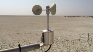 Scientific instrument - Etosha