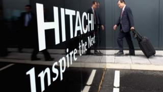 Hitachi company