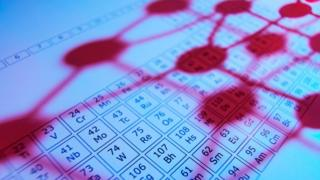 Periodic table of elements (file photo)