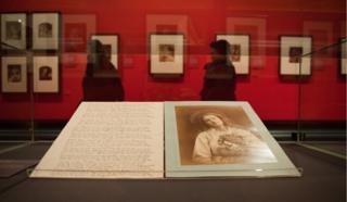 Julia Margaret Cameron exhibition at the Victoria and Albert Museum
