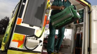 Ambulance and paramedic